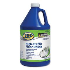 High Traffic Floor Polish, 1 gal, 4/Carton