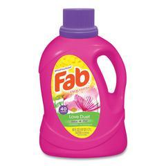 Scented Laundry Detergent, Love Duet, 60 oz Bottle, 6/Carton