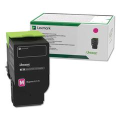 C231HM0 Return Program High-Yield Toner, 2300 Page-Yield, Magenta