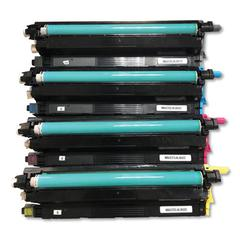Remanufactured 331-8434 Drum Unit, 55000 Page-Yield, Black/Cyan/Magenta/Yellow