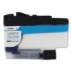 LC3037C INKvestment Super High-Yield Ink, 1500 Page-Yield, Cyan