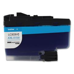 LC3039C INKvestment Ultra High-Yield Ink, 5000 Page-Yield, Cyan
