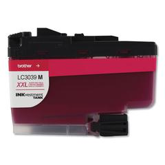 LC3039M INKvestment Ultra High-Yield Ink, 5000 Page-Yield, Magenta