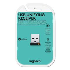 USB Unifying Receiver, Black