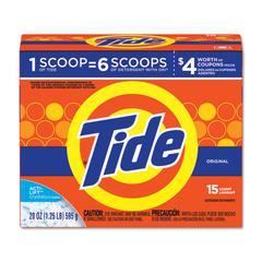 Powder Laundry Detergent, Original Scent, 20 oz Box, 6/Carton