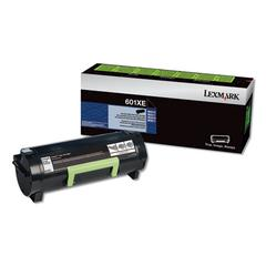 Remanufactured 60F1X0E (601XE) Return Program Extra High-Yield Toner, Black