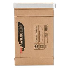 Rugged Padded Mailer, Side Seam, 6 x 8 3/4, Light Brown, 25/Carton