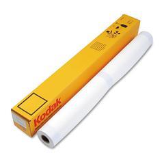 "Kodak Water-Resistant Self-Adhesive Poly Poster, Matte, 9 mil, 42"" x 100 ft Roll, WE"