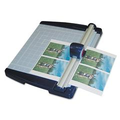 "X-ACTO Metal Base Rotary Trimmer, 10 Sheets, 11"" X 12"""