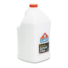 Elmer's Washable School Glue, 1 gal, Liquid