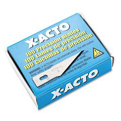 X-ACTO No. 2 Bulk Pack Blades for X-Acto Knives, 100/Box