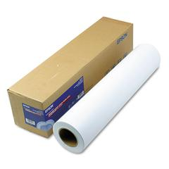 "Epson Premium Glossy Photo Paper Rolls, 270 g, 24"" x 100 ft, Roll"