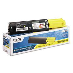 Epson S050191 Toner, Yellow
