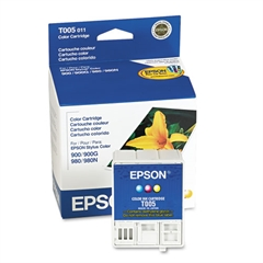 Epson T005011 (05) Ink, Tri-Color