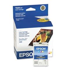Epson T029201 (29) Intellidge Ink, Tri-Color