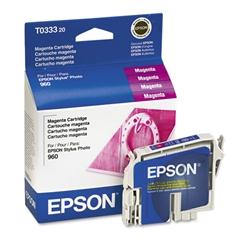 Epson T033320 (33) DURABrite Ink, Magenta