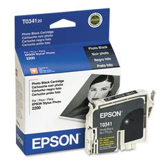 Epson T034120 (34) Ink, Photo Black