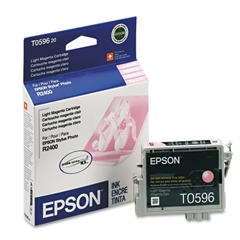 Epson T059620 (59) UltraChrome K3 Ink, Light Magenta