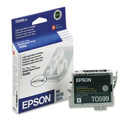 Epson T059920 (59) UltraChrome K3 Ink, Light Light Black