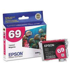 Epson T069320 (69) DURABrite Ink, Magenta