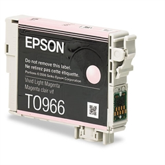 Epson T096620 (96) Ink, Light Magenta
