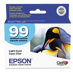 Epson T099520 (99) Claria Ink, Light Cyan