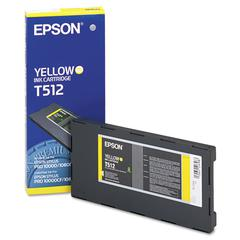 Epson T512011 (T512) Ink, Yellow