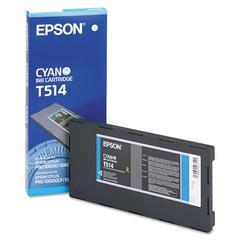 Epson T514011 (T514) Ink, Cyan