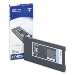Epson T549500 UltraChrome K3 Ink, Light Cyan