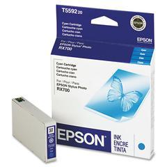 Epson T559220 Ink, Cyan