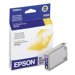Epson T559420 Ink, Yellow