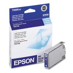 Epson T559520 Ink, Light Cyan
