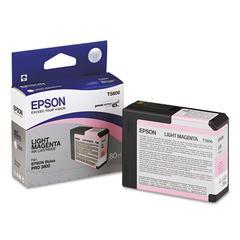 Epson T580600 UltraChrome K3 Ink, Light Magenta