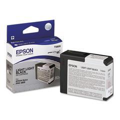 Epson T580900 UltraChrome K3 Ink, Light Light Black