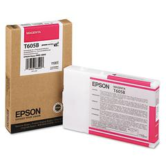 Epson T605B00 Ink, Magenta