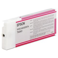 T606300 (60) Ink, Vivid Magenta