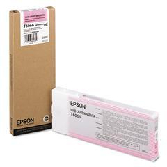 Epson T606600 (60) Ink, Vivid Light Magenta