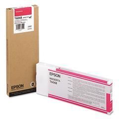 Epson T606B00 Ink, Magenta