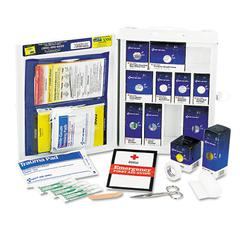 First Aid Only Medium First Aid Kit, 112-Pieces, OSHA Compliant, Metal Case