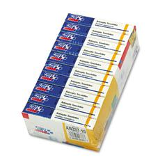 First Aid Only Antiseptic Wipe Refill for ANSI-Compliant First Aid Kits/Cabinets, 100/Pack