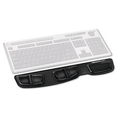 Gel Keyboard Palm Support, Black