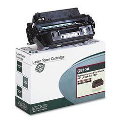 GB10A (Q2610A) Laser Cartridge, Standard-Yield, 6000 Page-Yield, Black
