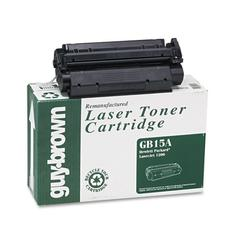 Guy Brown Products GB15A (C7115A) Laser Cartridge, Standard-Yield, 2500 Page-Yield,