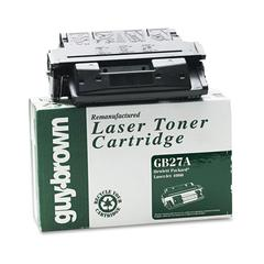 Remanufactured C4127A (27A) Toner, Black