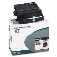 Guy Brown Products GB38A (Q1338A) Laser Cartridge, Standard-Yield, 12000 Page-Yield, Black
