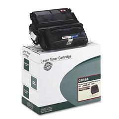 Guy Brown Products GB39A (Q1339A) Laser Cartridge, Standard-Yield, 18000 Page-Yield, Black