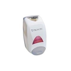 PROVON FMX-12T Liquid Soap Dispenser, 1250mL, 6 1/4w x 5 1/8d x 9 7/8h, Gray