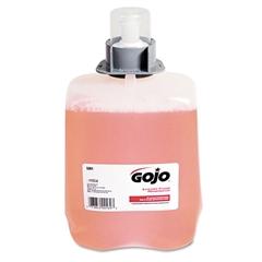 GOJO Luxury Foam Hand Wash Refill for FMX-20 Dispenser, Cranberry Scented, 2/Carton