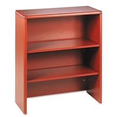10700 Series Bookcase Hutch, 32 5/8w x 14 5/8d x 37 1/8h, Henna Cherry