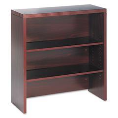 Valido 11500 Series Bookcase Hutch, 36w x 14-5/8d x 37-1/2h, Mahogany